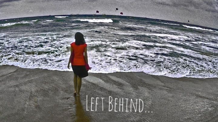 Left behind ~ Poetry (Haiku)